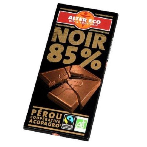 アルテル エコ チョコレート ノワール アブソリュ 100g