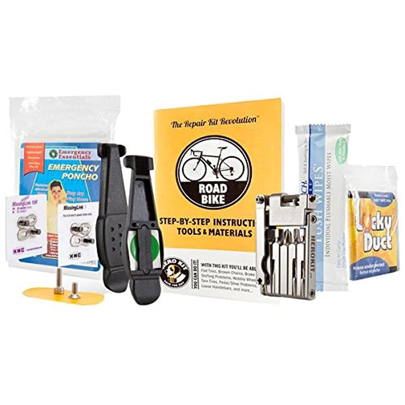 突然のヒューバートハドソンクレアHero Kit Road Bike Repair Kit by Hero Kit