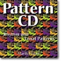 Pattern CD: Rhythm and Tonal Patterns (2004-05-03)