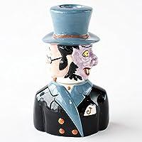 Dr. Jekyll & Mr. Hyde Salt & Pepper Shaker Set, 11.4cm