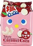 東ハト キャラメルコーン塩ライチ味 77g×12袋
