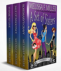 A Set of Sisters: A We Sisters Three Box Set (Books 1-3) by [Miller, Melissa F.]