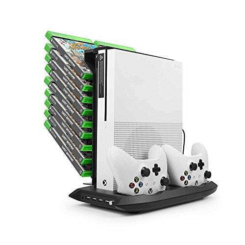 (ユニーケ)Younik XB-02 Xbox One S 縦置きスタンド ...