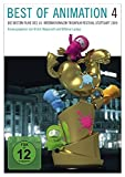 Best of Animation 4 (This Way Up / Muto / Monsieur Cok / Office Noise / Der Da Vinci Timecode / The Winter Solstice / Hot Dog / Skhizein / Birth / Never Drive A Car When You're Dead)[PAL] [DVD][Import]