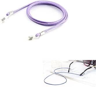 Rebias メガネ チェーン エア ロープ 眼鏡 ストラップ Air Rope GLASSES CHAIN NS-GC-AIRROPE-LV