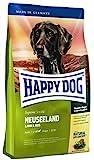 ハッピードッグ (HAPPY DOG) スプリーム・センシブル ニュージーランド (ラム&ライス) グルテンフリー 消化器ケア グルメで敏感な成犬用ドライフード 中〜大型犬用 12.5kg