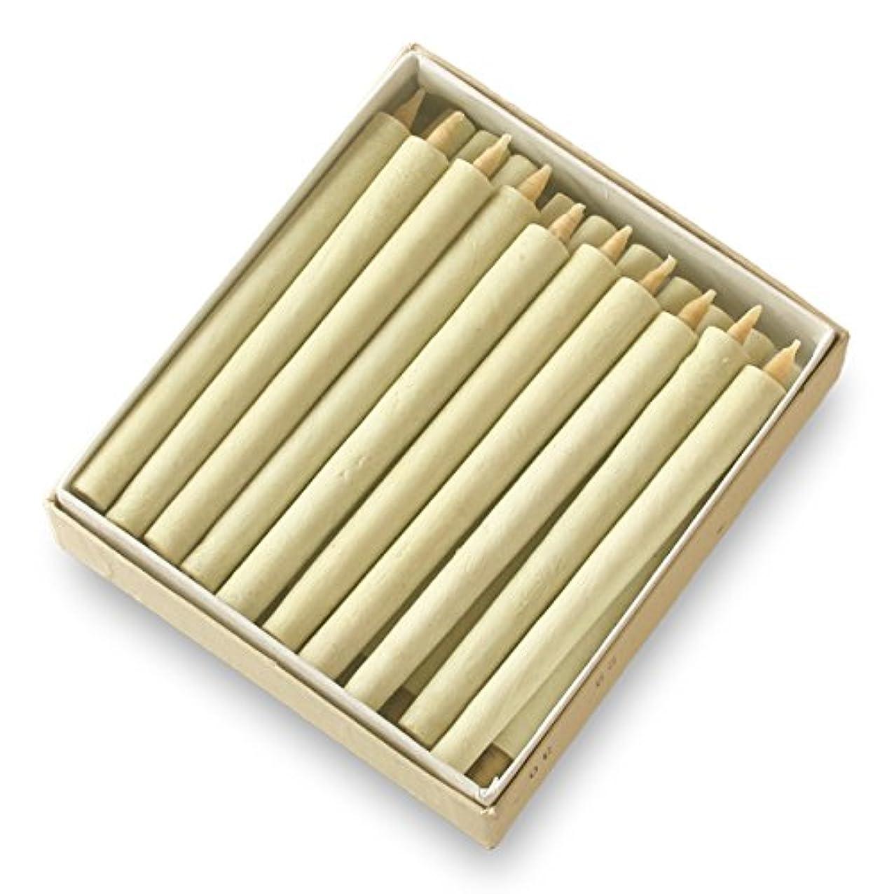 インフラ石膏運ぶ大與 和ろうそく 櫨ろうそく 2匁30本入
