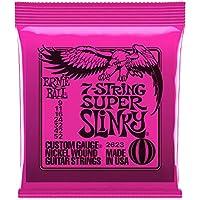 【正規品】 ERNIE BALL ギター弦 7弦 スーパー (09-52) 2623 7String Super Slinky