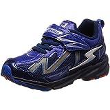 [スーパースター] 幅広 ワイド 3E 運動靴 通学履き バネ バネのチカラ 軽量 ゆったり SS K814