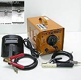 【未使用品】タイカツ/鯛勝 アーク溶接機 DX-32 100V,200V兼用 持ち運びしやすい軽量コンパクト溶接機