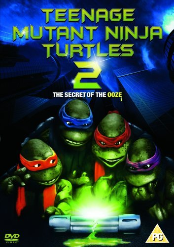 Teenage Mutant Ninja Turtles 2 - The Secret Of The Ooze [DVD] by Francois Chau