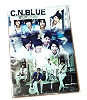 CNBLUE A4クリアファイル【グラフィック A4 クリアファイル】