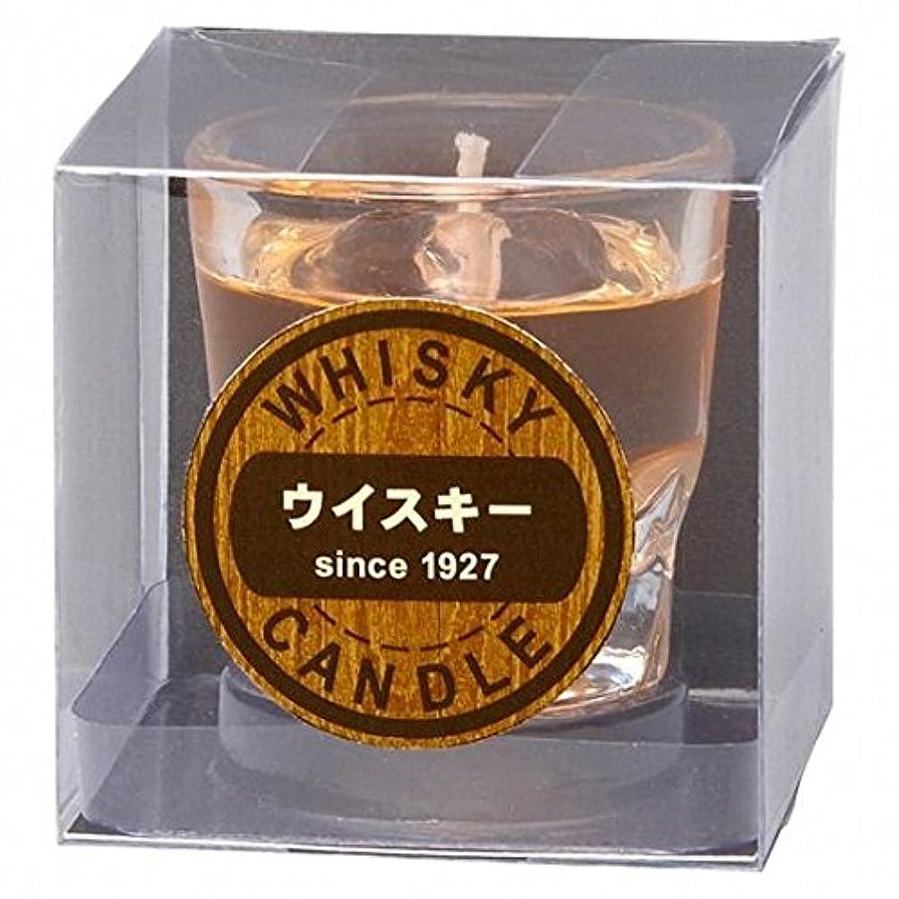 より平らな予算人質kameyama candle(カメヤマキャンドル) ウイスキーロックキャンドル(86170000)