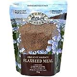 Stoney Creek Organic Brown Flaxseed Meal 1 kg