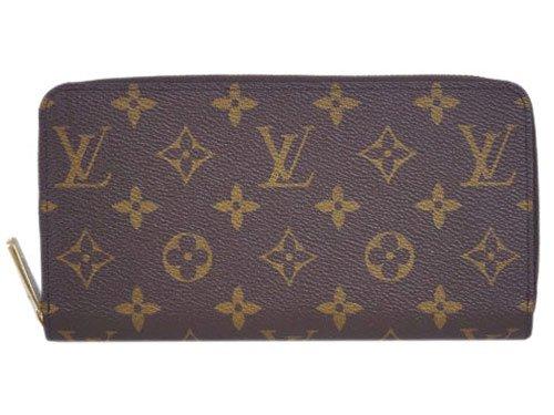 (ルイヴィトン) ルイ・ヴィトン LOUIS VUITTON M42616 財布 ラウンドファスナー長財布 12枚カード モノグラム ジッピーウォレット 新型 [並行輸入品]