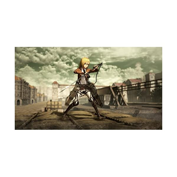 Attack on Titan (輸入版:北米...の紹介画像6