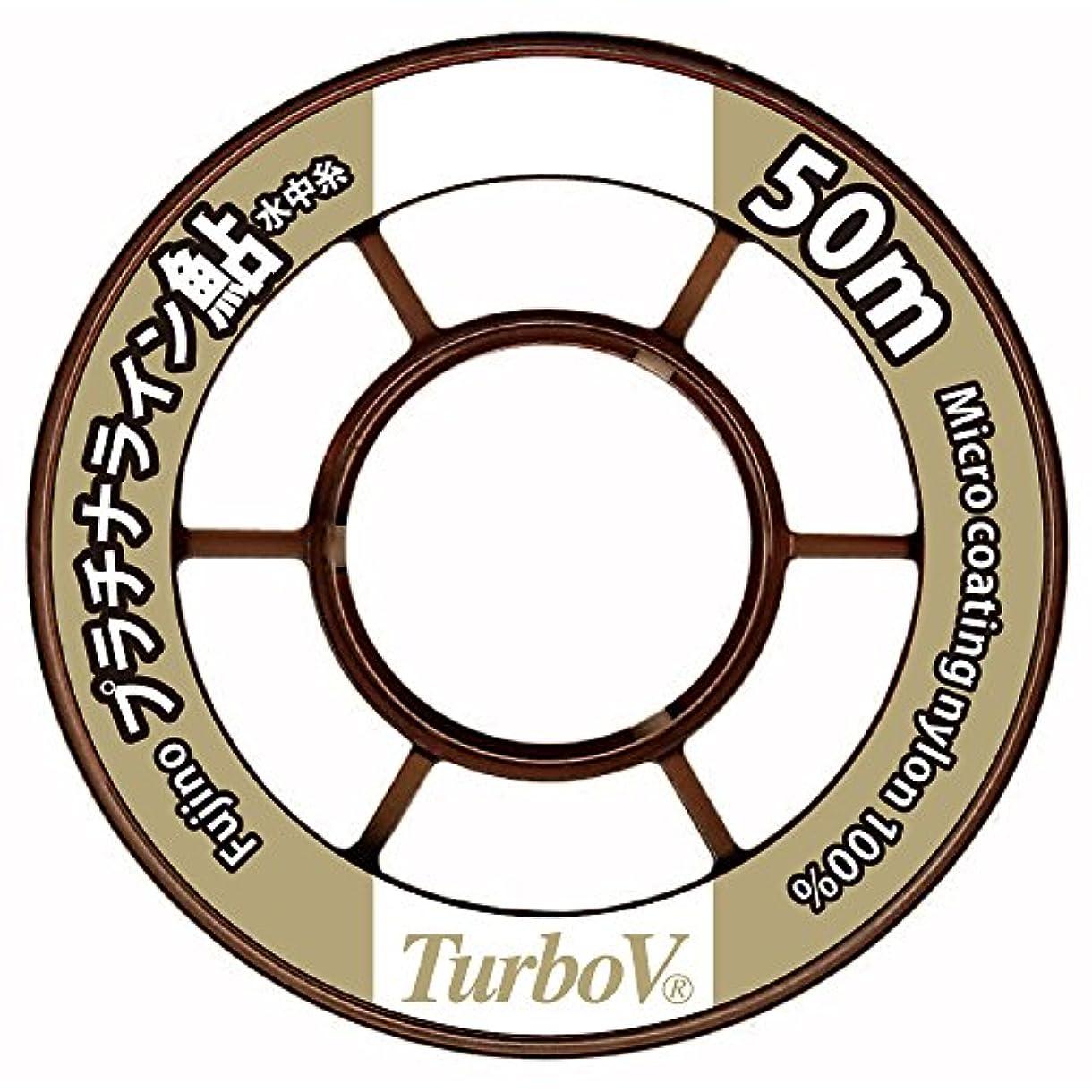助けになる永続業界Fujino(フジノ) ライン プラチナライン鮎 ナイロン水中糸 50m
