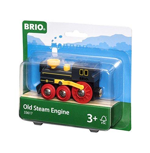 BRIO WORLD オールドスチームエンジン 33617