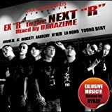 "R-RATED RECORDS presents ""EX R to the NEXT R""Mixed by DJ HAJIME"