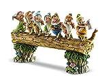 ディズニートラディション ジムショア 白雪姫と7人のこびと ハイホー ディズニーフィギュア 8.25インチ