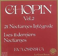 Chopin: 21 Nocturnes Vol. 2 - Eva Osinska