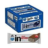 【Amazon.co.jp限定】inバー プロテイン バニラ (14本入×1箱) ココアウエファーにバニラクリームのウェファータイプ 高タンパク10g