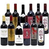 シニアソムリエ厳選 直輸入 赤ワイン12本セット((W0AK31SE))(750mlx12本(6種類各2本)ワインセット)