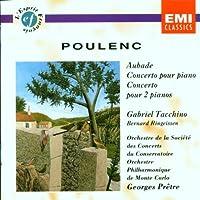 Poulenc: Aubade/Piano Concerto