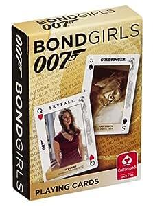 007 シリーズ ボンドガールトランプ