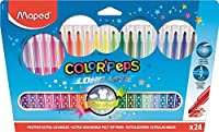 ROTULADOR MAPED EST/24 COLOR PEPS LONG LIFE