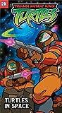 Teenage Mutant Ninja Turtles 9: Turtles in Space [VHS] [Import]