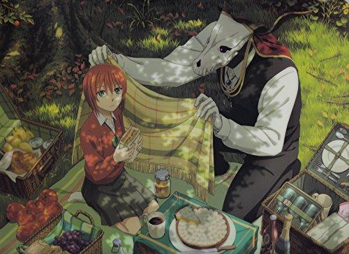 魔法使いの嫁 クリアファイル