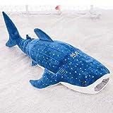 【哲学の部屋】鯨 クジラぬいぐるみ・リアル抱き枕・特大クジラ抱き枕 ぬいぐるみ 子供プレゼントふわふわぬいぐるみ クジラ (150cm, 画像通り)