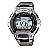 CASIO【カシオ】 タフソーラー TOUGH SOLAR腕時計 WS220D-1 メンズ 【並行輸入品】