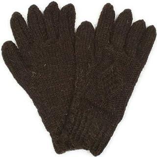 Aran Gloves AG07B: Brown