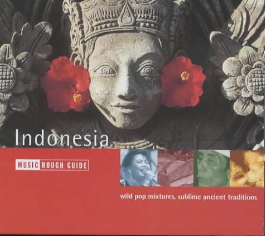 安いです十寸法The Rough Guide to The Music of Indonesia (Rough Guide World Music CDs)