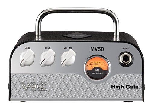 VOX 新真空管Nutube搭載ギターアンプヘッド MV50-HG