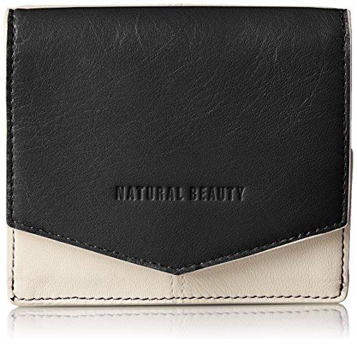 [ナチュラル ビューティー] 二つ折り財布 パネル 70061