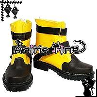 ●●サイズ選択可●●女性23CM MJR1105 コスプレ靴 ブーツ ファイナルファンタジーFF シューイン Shuyin