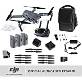 DJI Mavic Series Portable Drone, Black (DJIMVProCOM)