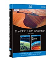 Planet Earth & Earth: Biography Collection [Blu-ray] [Import]