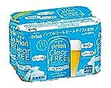 オリオンビール orion ORION ノンアルコールビール クリアフリー 6缶パック