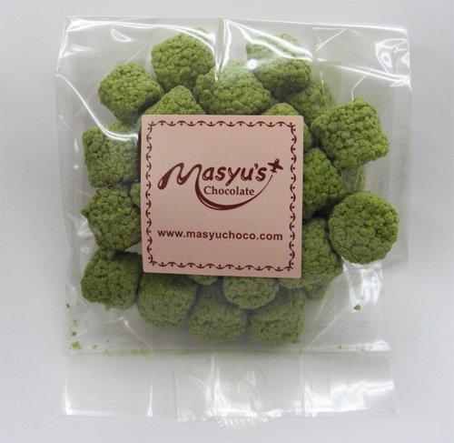 ●《マシュー》抹茶マシュマロチョコ【コレクション】