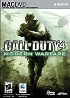Call of Duty 4: Modern Warfare (Mac) (輸入版)