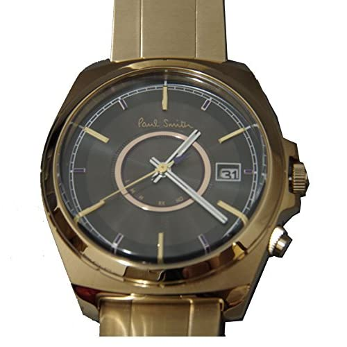 Paul Smith(ポール・スミス) メンズ電波ソーラー腕時計 並行輸入品