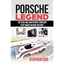 Porsche Legend: The Can-Am L&M Penske Porsche That Made Racing History