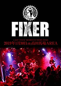 2019.1.30 高田馬場AREA LAST TOUR「MEMENTO MORI」FINIS [DVD]