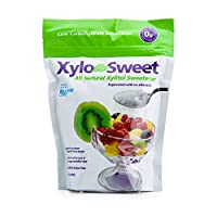 Xylosweet All Natural Low Carb Xylitol Sweetener 454 g