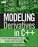 Modeling Derivatives in C++ (Wiley Finance)