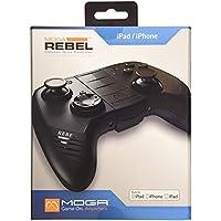 MOGA MFi 無線 ゲーム コントローラー ios ワイヤレス ゲーム コントローラー Apple MFI認証 Bluetoothゲームパッド for Tello iPhone iPad iTouch Tello コントローラー DJI コントローラー